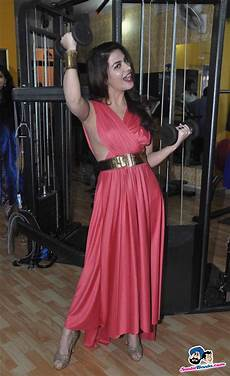 fitness model ankita fit zone gym launch ankita shorey picture 260875
