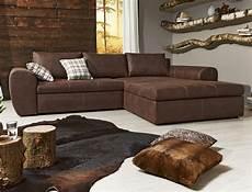couch braun wohnlandschaft 290x213 sofa braun couch polsterecke