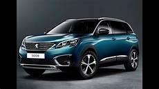 2019 Peugeot 5008 Exterior And Interior Feature Update