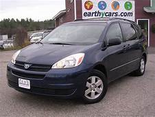 Earthy Cars Blog EARTHY CAR OF THE WEEK 2005 Blue Toyota