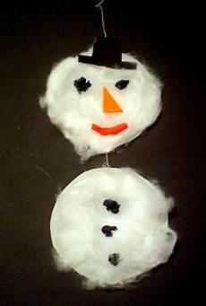 watteschneemann weihnachten basteln meine enkel und ich