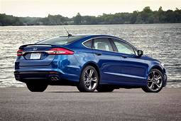 2017 Ford Fusion Reviews  Research Prices & Specs