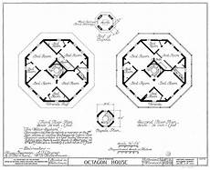octagon houses plans octagon house