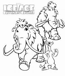 wooly mammoth coloring page at getcolorings free