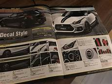 2018 suzuki sport accessories brochure leaked image