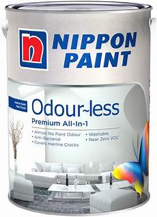 nippon paint odourless all in one all in 1 1l 1488