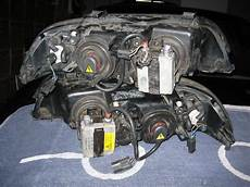 bmw e39 facelift xenon scheinwerfer original hella biete