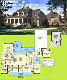 cajun house plans plan 56410sm luxurious acadian house plan with optional