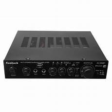 Sunbuck 299bt 200w Hifi Bluetooth Stereo by Sunbuck Av 299bt 200w Hifi Bluetooth Stereo Power