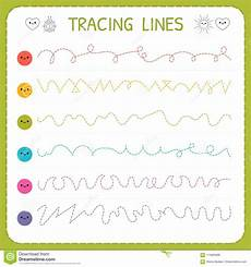 line patterns worksheets 152 tracing lines basic writing worksheet for working pages for children trace the pattern