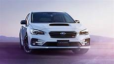 Subaru Levorg Sti Sport Is The Wagon We Want But Can T
