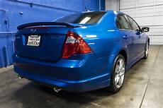 used 2012 ford fusion sport fwd sedan for sale 28852