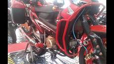 Modif Supra 125 Touring by Custom Touring Style Supra X 125 Modifikasi Terbaru