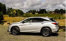 2016 lexus rx 450h razor sharp lines stand out from the