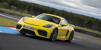 The 2020 Porsche 718 Cayman GT4 Is A Brilliant Involving