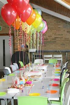 wonderful table decorations for the children s birthday
