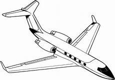 Window Color Flugzeug Malvorlagen Privatjet Mit Zwei Duesen Ausmalbild Malvorlage Die
