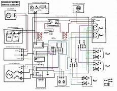 wiring diagram rv trailer travel trailer wiring schematic free wiring diagram