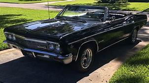 1966 Chevrolet Impala SS For Sale Near Tampa Florida