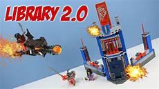Nexo Knights Malvorlagen Ukulele Lego Nexo Knights Merlok S Library 2 0 Set 70324 Speed