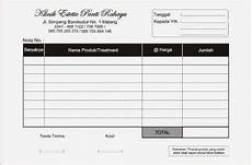 contoh invoice katering contoh 193
