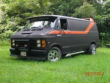Find This 1984 Dodge Ram Van For Sale In St Louis MO