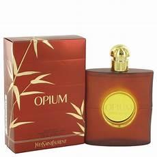 eau de toilette spray opium pour femme de yves laurent en 90ml pour femme