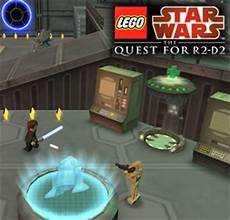 lego wars the quest for r2d2 walkthrough tips review