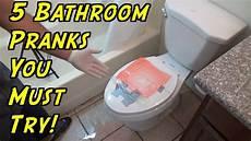 bathroom prank ideas 5 bathroom pranks you can do at home how to prank evil booby traps nextraker