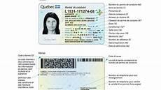 numero de permis de conduire sur nouveau permis nouveau permis de conduire plus s 233 curitaire infodimanche