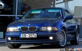 BMW 535i E39 35i V8 245 ZS  EZ AUTO