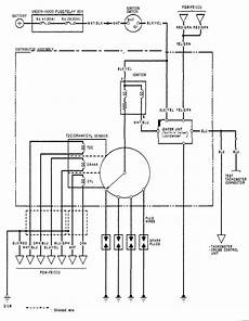 honda civic distributor wiring diagram wiring diagram for the ignition system honda tech honda forum discussion