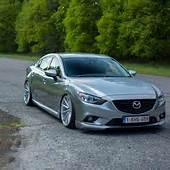 Mazda Atenza 6 On VOSSEN VFS 1 Wheels
