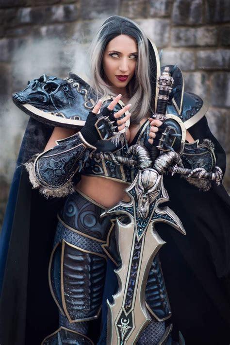 Arthas Costume Wow