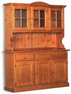credenza legno grezzo lar18 credenza rustica a tre ante in pino diversi colori