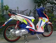 Modifikasi Beat 2017 Simple by 80 Gambar Modifikasi Honda Beat Gaya Thailook Terbaru 2017