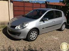 Voiture Renault Clio Iii 1 6i 16v 110 Automatique Occasion