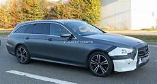 restyled 2020 mercedes e class makes shock debut with