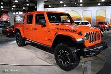 jeep rubicon truck 2020 2020 jeep gladiator rubicon truck at the 2019 new york