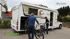 Wohnmobil Garage by Fahrradhalter F 252 R Wohnmobilgaragen Einfach Genial