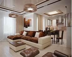 wohnzimmer braun 60 m 246 glichkeiten wie sie ein braunes