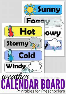 daily weather board printables thrifty homeschoolers