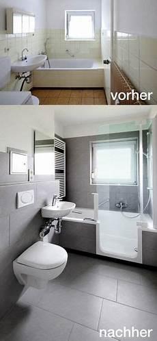 alte badewanne renovieren badrenovierung mit twinline 2 duschbadewanne teilversenkt mit nur 5 5 cm einstiegsh 246 he das