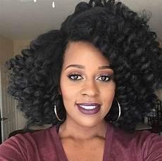 Crochet Hairstyles For Black Hair