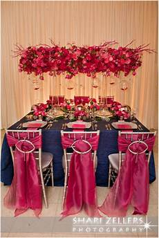 pink wedding amazing tablescape blue wedding themes