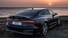 the 2019 audi a7 sportback 340hp 500nm details oled technology etc youtube