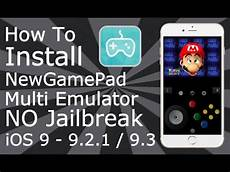 install best multi emulator games free ios 13 12 11 no jailbreak iphone ipad ipod youtube