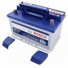 Bosch Starterbatterie S4 007 72ah 680a 12v Atp Autoteile