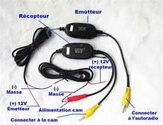 comment installer une de recul transmetteur sans fils pour 233 ra de recul gpsdiscount