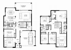 4 bedroom double storey house plans 5 bedroom double storey house plans beautiful 5 bedroom